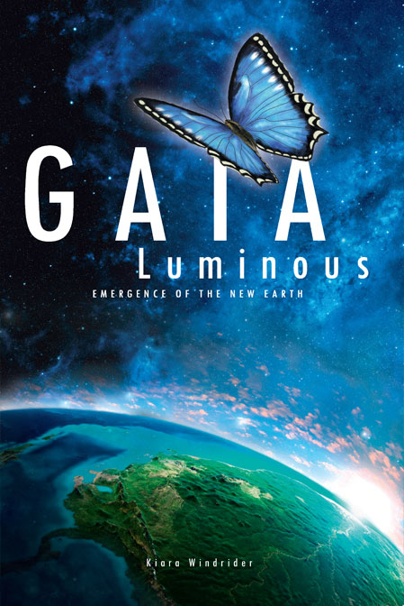 Book by Kiara Windrider Gaia Luminous